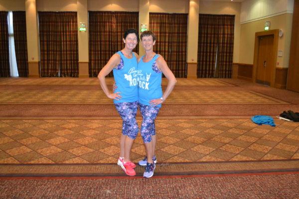 Jill & Nikki Glow Edinburgh West